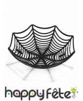 Panier toile d'araignée de 27cm pour bonbons
