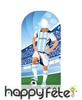 Passe tête équipe d'Argentine