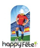 Passe tête équipe d'Espagne