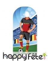 Passe tête équipe de Belgique