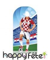 Passe tête équipe de Croatie