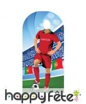 Passe tête équipe du Portugal