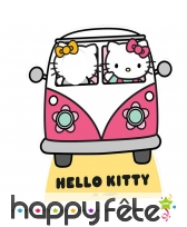 Passe tête Hello Kitty pour enfant