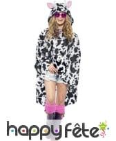 Poncho vache imperméable