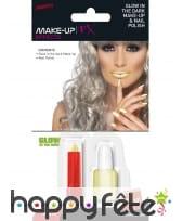 Rouge à lèvres et vernis phosphorescents, image 1