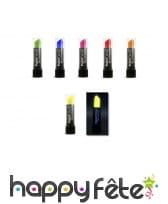 Rouge à lèvres fluo UV, 4g