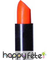 Rouge à lèvres orange