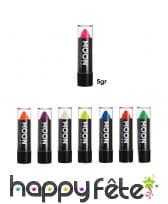 Rouge à lèvres UV intense