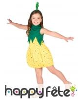 Robe ananas pour enfant, image 1