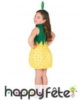Robe ananas pour enfant, image 2