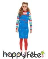 Robe Chucky pour enfant, image 3