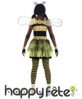 Robe d'abeille pour femme avec ailes, image 2