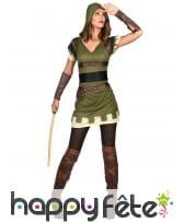 Robe d'archer des bois pour femme, image 1