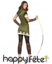 Robe d'archer des bois pour femme, image 2