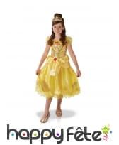Robe de Belle avec couronne