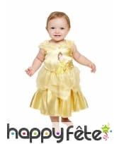 Robe de Belle pour bébé