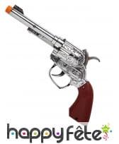 Revolver de cow-boy son et lumière, image 1