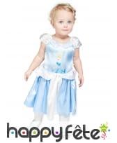 Robe de Cendrillon pour bébé