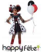 Robe de clown sinistre pour enfant, image 1