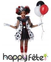 Robe de clown sinistre pour enfant, image 2
