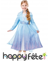 Robe de Elsa La Reine des neiges 2, luxe