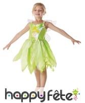 Robe de Fée Clochette pour petite fille