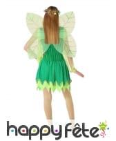 Robe de fée verte pour adolescente, image 2