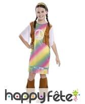 Robe de hippie pour enfant