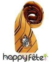 Réplique de la cravate de Poufsouffle