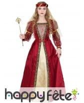 Robe de mariée médiévale pour enfant, image 1