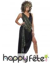 Robe de médusa, élégante, pour femme, image 2