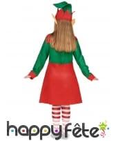 Robe de petite Elfe de Noel, image 2