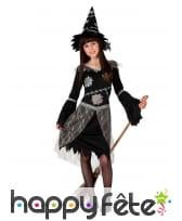 Robe de petite sorcière vaudou