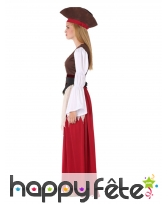 Robe de pirate pour adolescente, image 1