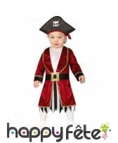 Robe de pirate pour bébé