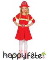 Robe de pompier pour enfant