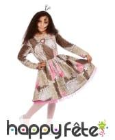 Robe de poupée vaudou rapiécée pour enfant, image 1