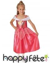 Robe de Princesse Aurore pour enfant
