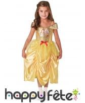 Robe de Princesse Belle pour enfant