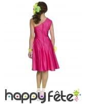 Robe de rumba rose pour femme, image 1