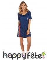 Robe de supportrice de l'équipe de France, image 1