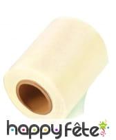 Ruban de tulle en polyester de 10cm x 20m, image 2