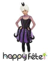 Robe de Ursula pour enfant avec tentacules, image 1