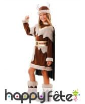 Robe de viking pour fille, image 1