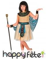 Robe égyptienne pour fille