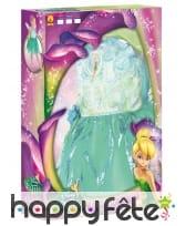 Robe Fée Clochette luxe pour enfant, image 1