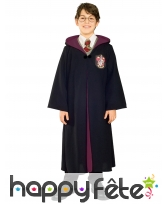 Robe Gryffondor luxe pour enfant, Harry Potter, image 1