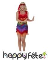 Robe Gay Pride flapper, image 1