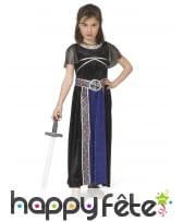 Robe guerrière romaine pour enfant