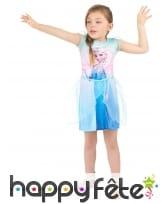 Robe imprimée Elsa sur le devant, pour enfant, image 1